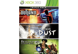 Beyond Good and Evil/Outland/From Dust  Xbox 360