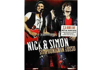 Nick & Simon - Symphonica In Rosso | DVD