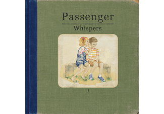Passenger - Whispers (Deluxe Edition) - (CD)