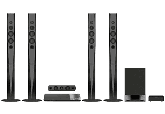 SONY BDV-N9200WB Blu-ray Home Entertainment-System mit Bluetooth® schwarz