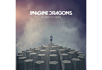 Imagine Dragons - Night Visions (Deluxe Edition) CD