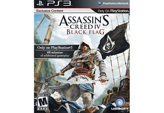 ARAL Assassins Creed Black Flag Std PS3
