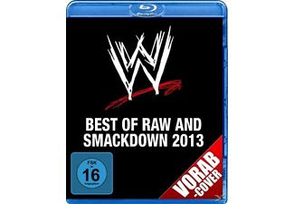 The Best Of Raw & Smackdown 2013 - (Blu-ray)