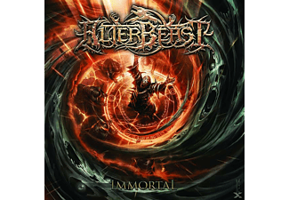 Alterbeast - Immortal - (CD)