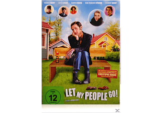 LET MY PEOPLE GO! - (DVD)