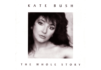 Kate Bush - The Whole Story - (CD)