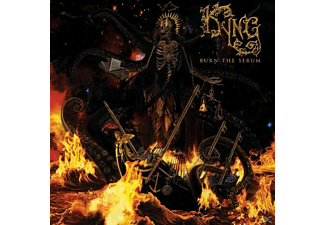 Kyng - Burn The Serum - (CD)