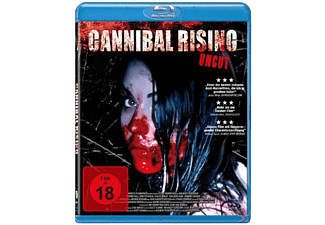 Cannibal Rising - (Blu-ray)