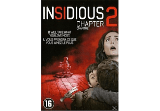 Insidious - Chapter 2 DVD