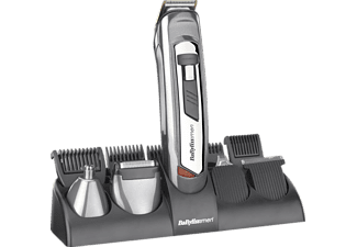 BABYLISS Multi Trimmer Kit 10 σε 1 Titanium E-826