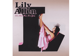 Lily Allen - It's Not Me, It's You - (CD EXTRA/Enhanced)