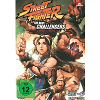 Street Fighter - The New Challengers [DVD]