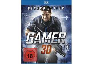 Gamer - Uncut (ink.l 2D-Version) [3D Blu-ray]