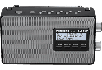 PANASONIC RF-D10 EG-K, Digitalradio