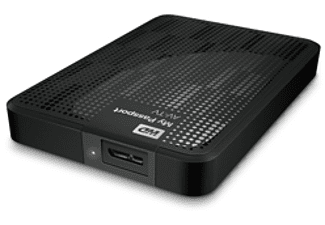 WESTERN DIGITAL 1 TB My Passport AV-TV (WDBHDK5000ABK)