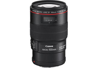 CANON Macrolens EF 100mm F2.8L Macro IS USM (3554B005)