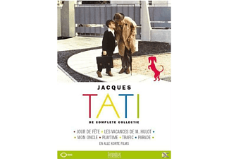 Jacques Tati - De Complete Collectie | DVD