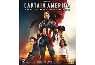 Captain America: First Avenger Blu-ray