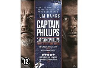 Captain Phillips Blu-ray