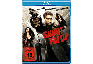 Shoot 'em Up Action Blu-ray