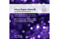 HEDTFELD,VOLKER & VOCALE,OPUS - Missa Papae Marcelli [CD]