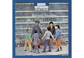 Donny Hathaway - Everything Is Everything - (CD)
