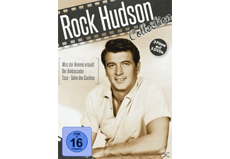Rock Hudson Collection - (DVD)