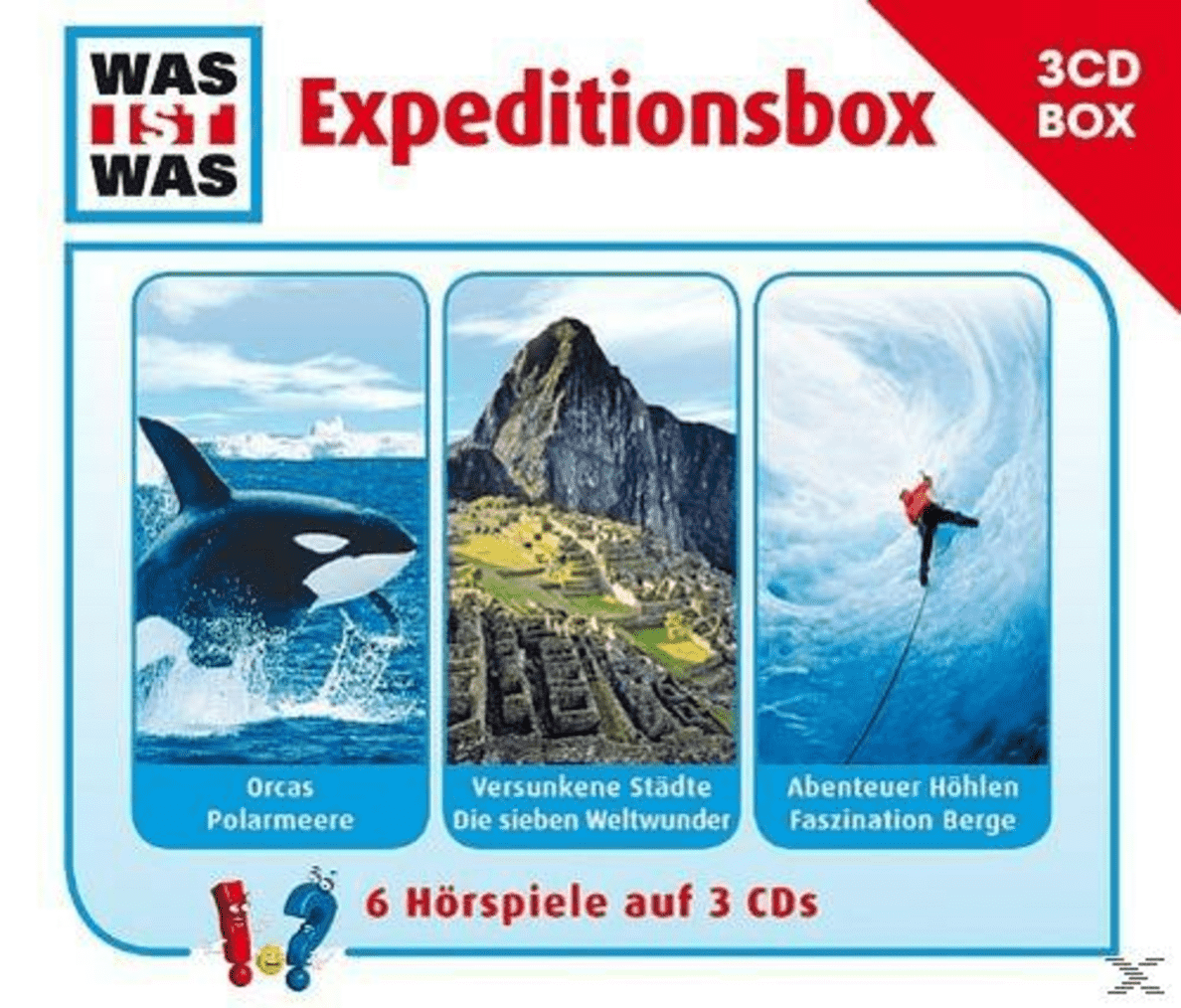 Was Ist Was WAS IST WAS Expeditionsbox Kinder/Jugend