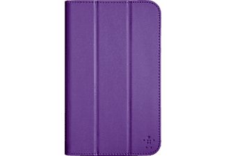 BELKIN Smooth Tri-Fold Cover with Stand for Samsung Galaxy Tab 4 7.0 Purple - (F7P256B2C01)