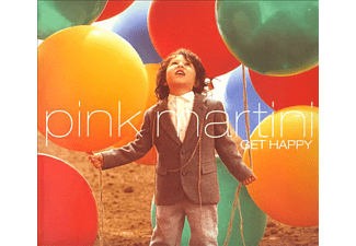 Pink Martini - Get Happy (CD)