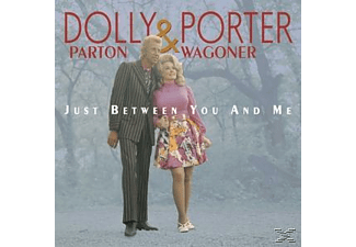 Wagoner, Porter / Parton, Dolly - Just Between You And Me-Complete Recordings 1967 - (CD + Buch)