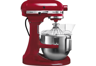 KITCHENAID 5KPM5EER Heavy Duty, Küchenmaschine, Rot