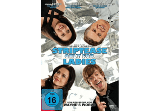 STRIPTEASE ONLY FOR LADIES [DVD]