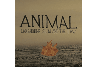 Langhorne Slim & The Law - ANIMAL (7INCH) - (Vinyl)
