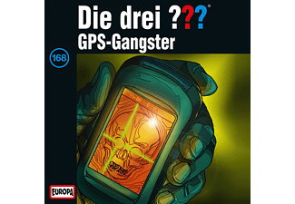 SONY MUSIC ENTERTAINMENT (GER) Die Drei ???  168: GPS-Gangster