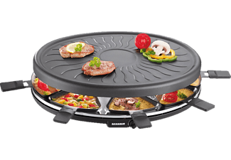 SEVERIN 2681-RACLETTE MED 8 PANNOR