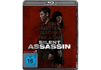 Silent Assassin - (Blu-ray)