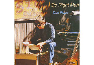 Dan Penn - Do Right Man (Vinyl LP (nagylemez))