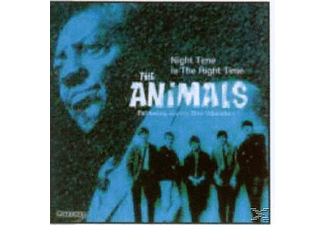 The Animals - Night Time Is The Right Time - (CD)
