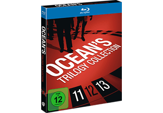 Ocean's Trilogy Collection Box Krimi Blu-ray