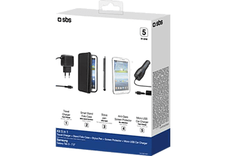 "SBS MOBILE KIT 5 IN 1 FOR TAB 3 7"" SAMSUNG"