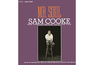 Sam Cooke - Mr.Soul (Remastered) (Vinyl LP (nagylemez))
