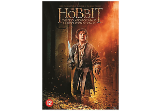 The hobbit: The Desaulation of Smaug DVD