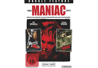 Maniac I + II Box - (DVD)