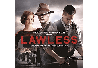 Nick Cave & Warren Ellis - Lawless (Vinyl LP (nagylemez))