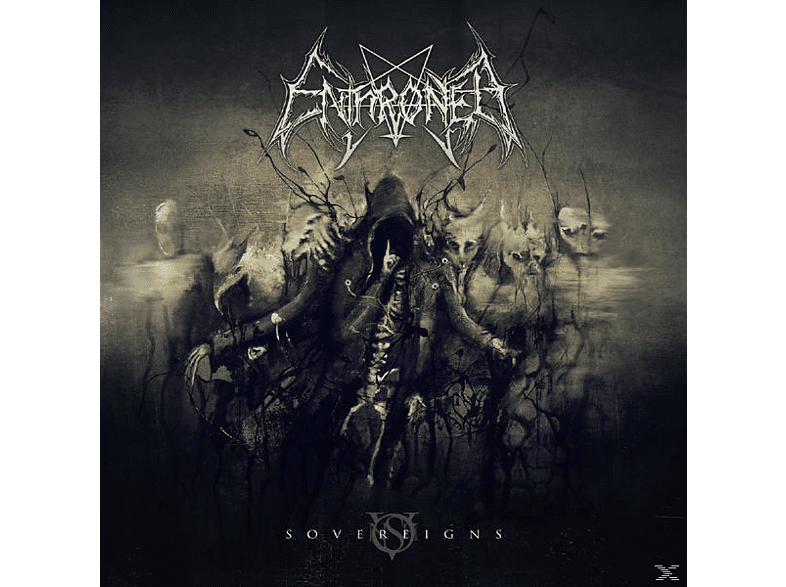 Enthroned - Sovereigns [CD]