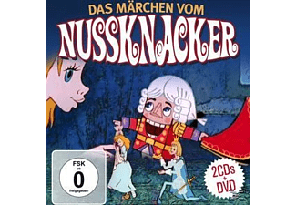 VARIOUS - Das Märchen Vom Nussknacker.Cd+Dvd - (CD + DVD Video)