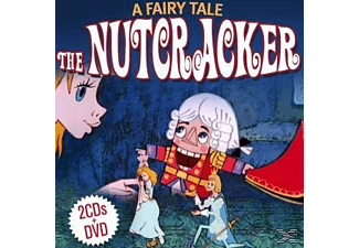 VARIOUS - The Nutcracker.A Fairy Tale.Cd+Dvd - (CD + DVD Video)