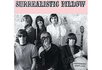 Jefferson Airplane - Surrealistic Pillow (Vinyl LP (nagylemez))
