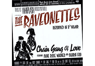 The Raveonettes - Chain Gang Of Love (Vinyl LP (nagylemez))
